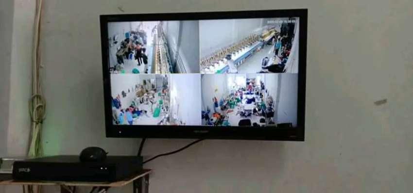 Paket kamera Cctv lengkap dengan pemasangan area Cisolok Sukabumi