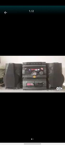Want to sel sony speakers in good condition