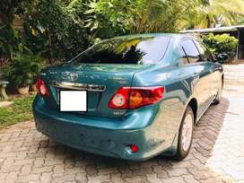 TOYOTA COROLLA 2008 GET ON EASY INSTALLMENT