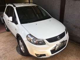 Suzuki X-Over 2011 - Putih