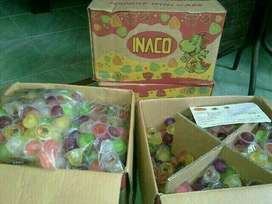 Jelly Inaco Mix Fruit