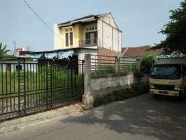 Dijual Tanah 850m2 Strategis di Pinggir Jalan Cikunir Bekasi