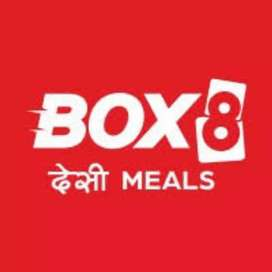 Urgently need kitchen helper for Box8