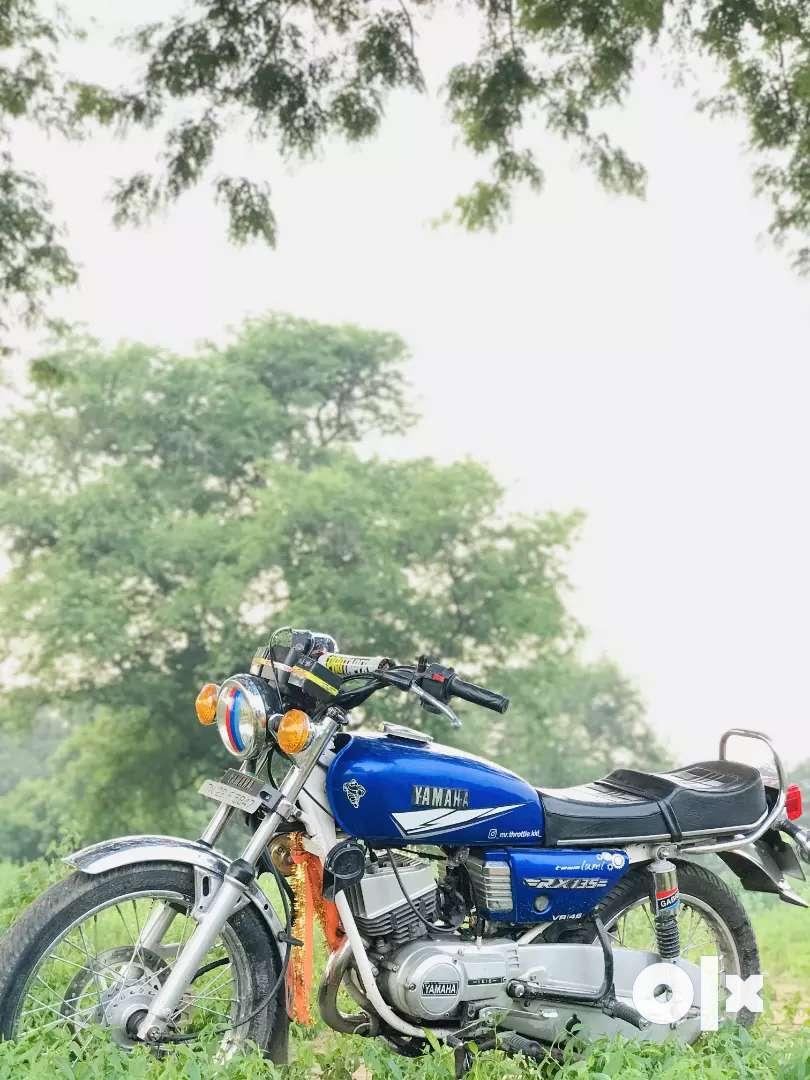 Yamaha rx 135 for sale 0