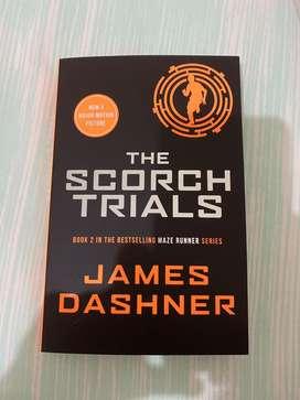 The scorch trials (buku kedua the maze runner)
