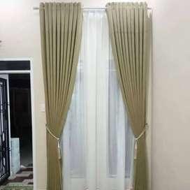 Gordyn Gorden Wallpaper Curtain korden Blinds Karya Model>373V