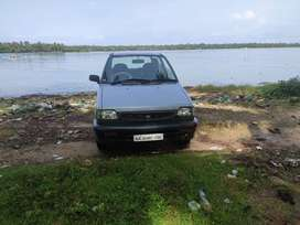 Maruti Suzuki 800 2001 Petrol Good Condition