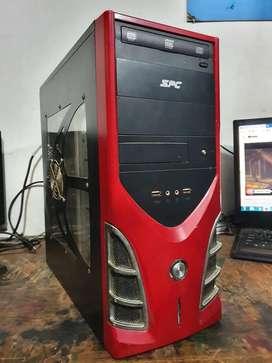 Pc Design Intel Core i3 32120 3,30ghz Ivy 4gb SSD MURAH!!! Siap Pakai
