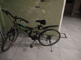 Only for small gear problem it's new condition cycle