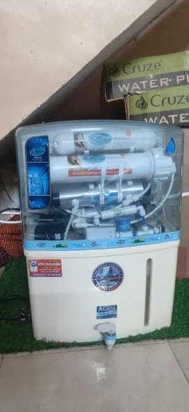 Aqua marine old water purifier