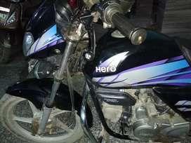 Gov servent hero hf deluxe  bike just like new