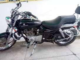 Bajaj Avenger 220 (Black)