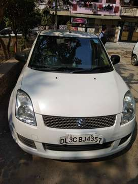 Maruti Suzuki Swift 2010 CNG & Hybrids Well Maintained