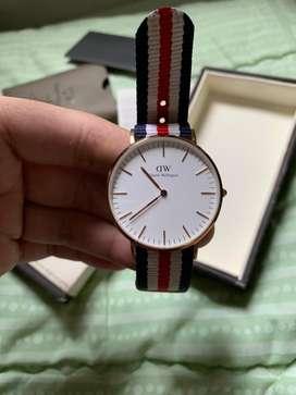 (Original) jam tangan daniel wellington classic canterbury 36mm