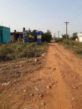 Cmda approved plot near Nemilichery railway station thiruninravur