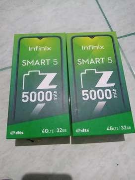 Infinix smart 5 ram 2/32 GB garansi resmi