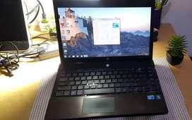 Laptop Hp core i7 vga Atiradeon 1gb ram 4gb Murah aja