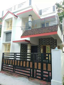 3 bhk 1500 sft 3 cent new build at edapally varapuzha near thirumuppam