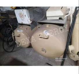 TANGKI UDARA 500 L COMPRESSOR HORISONTAL 160 X 60 CM