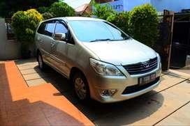 Toyota Innova E AT 2012 - DP 9Jt Bisa!