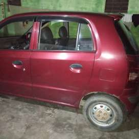 I want to sell my car Santro xing .very good car .No problem.