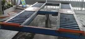 Hidrolik Cuci Mobil model H Long 4 Ton