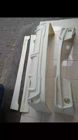 Bodykit vios 2010