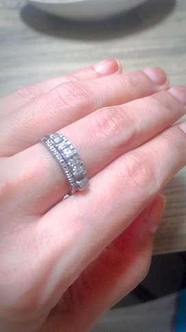 Berlian eropa , emas 17. 3,6 gram