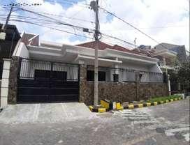 Rumah Sutorejo Selatan habis renovasi grWS