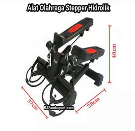 Alat Olahraga Stepper Hidrolik