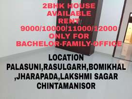 Big 1BHK/2BHK Available (9000/10000/11000/12000/13000) Near Rasulgarh