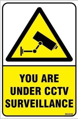 Cctv installation & electrition work