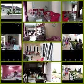 Rumah plus perabotan