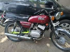 Yamaha Rx100 1996 model
