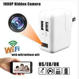 USB Wifi Charger Spy Camera Full HD