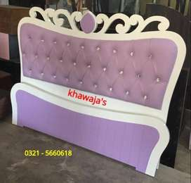 kids double bed with 2 side table ( khawaja's Fix price shop