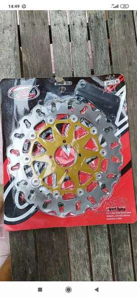 Disc brake / piringan caktam