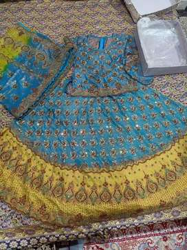 Brand new bridal lehnga