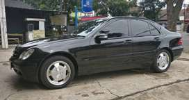WTS Mercy Mercedes Benz w203 C180K kompressor th 2003 terawat