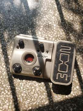 Zoom G1XN EXT guitar effects pedal