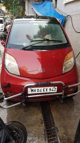 TATA NANO GOOD CONDITION AT VERY LOW PRICE WITH NEW INTERIOR SEAT