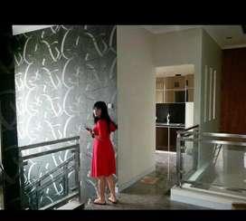 Interior Wallpaper Korea Dinding Minimalis ctl.125