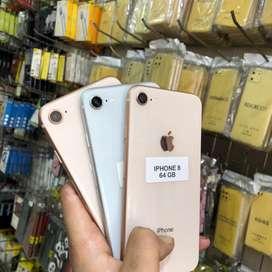 Iphone 8 64Gb fulset bosku gass