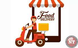Get a food delivery job and earn upto 12000 in your city