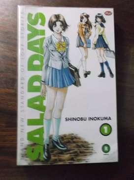 Salad Days, Shinobu Inokuma
