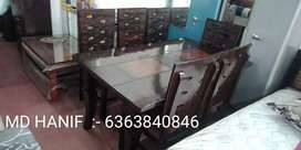 we are manufacturing dinning table