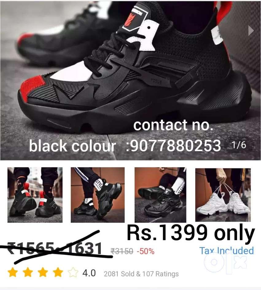 optimus prime fashion shoes men/size-7/colour-fullblack 0