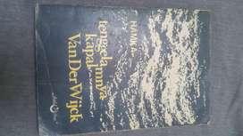 Tenggelamnya kapal van der wijck penulis hamka