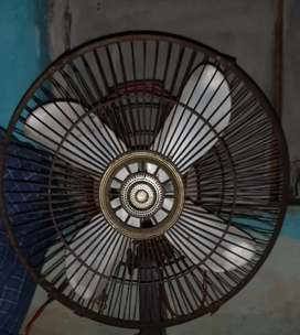 OLD TABLE FAN RUNNING CONDITION