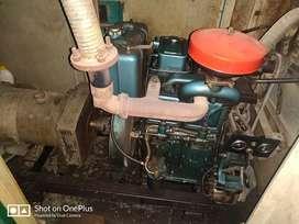 Kirloskar generator 15 KV